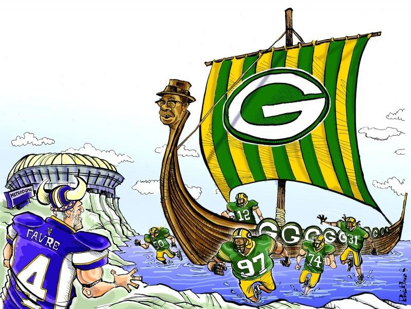 It's Vikings vs Packers Week – Part Deux   Packers Passion